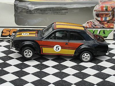 Scalextric 1970's Escort Rs1600  #5  C052 1.32 Used Boxed