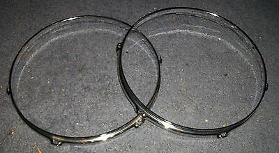 """A pair of PEARL Session ---12""""--- Tom HOOPS - 6 LUG  (PS12)"""