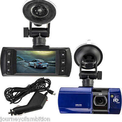 "2.7"" TFT LCD Car Camera 1080P Dash Cam DVR G-sensor Night Vision Support 32GB TF"