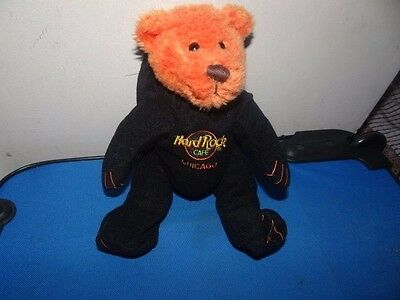 Hard Rock Cafe Chicago Herrington Limited Edition Halloween Bear