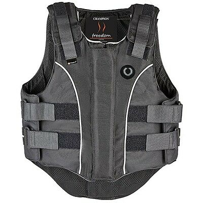 Champion Girls Freedom Zip Body Protector Large End Of Line Clearance