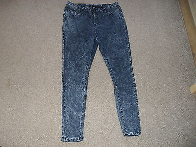 ladies high waist skinny jeans from denim & co size 16