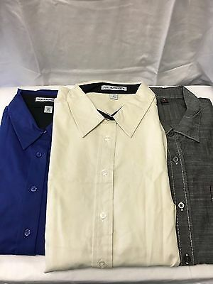 Wholesale Discounts! Mixed Bulk Lot - 20 NEW Button Down Shirts Dress Oxford