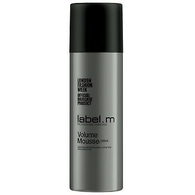 Label.m Create Volume Mousse 200ml for women