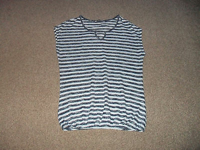 ladies thin knit summer top from tu size 8