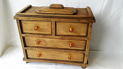 Apprentice Piece Chest Of Drawers