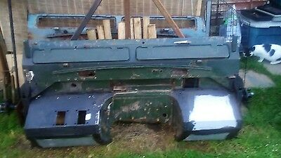land rover series 3 bulkhead