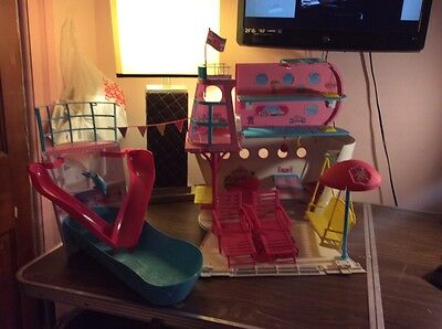 RARE Vintage Barbie Sisters Cruise Ship Boat Yacht