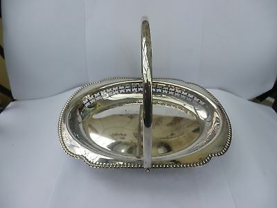 Vintage Silver Plated Fruit Bowl by Falstaff