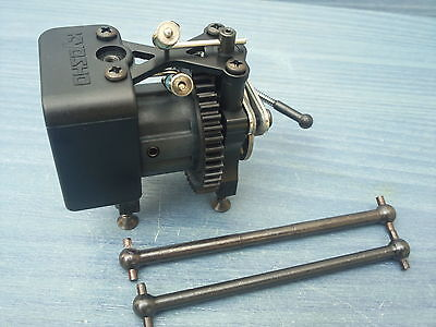 Nitro 1/8 Rc Buggy Kyosho Inferno Neo 2.0 Center Diff Gearbox New