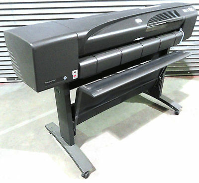 HP DesignJet 800ps Large Format Printer C7780C | No print heads