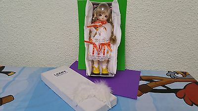 BJD doll with box and accesories