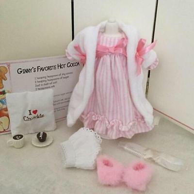 Cute Hot Cocoa Outfit for Modern Ginny Mint
