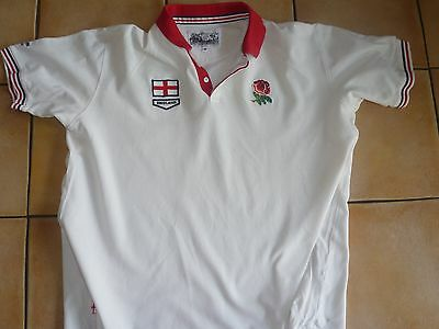 England Rugby Union Team Shirt ( Cotton Traders)