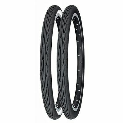Michelin - City'J / Pneu de course 37-440 500A [FA003466038] [Noir/Blanc] NEUF