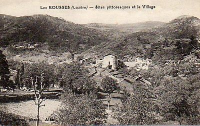 48.les Rousses......cpa...panorama......lot A274