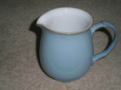 Stylish Collectible Denby Colonial Blue Milk Jug 10.5Cms  Excellent Condition