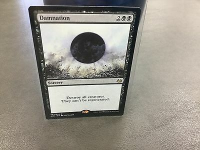 1x DAMNATION CARD FROM 2017 MODERN MASTERS SET-NM-MT