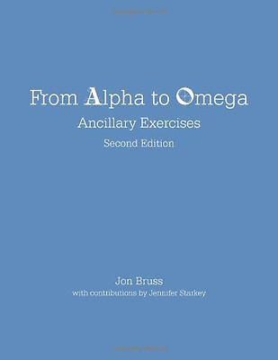 From Alpha to Omega - Paperback NEW Jon Bruss(Autho 2013-07-22