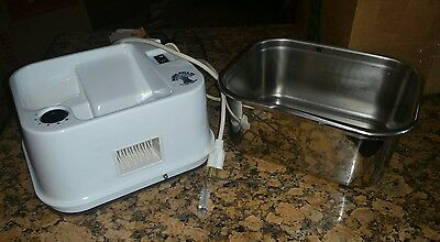 Clean Tested Working Magic Mill  Model 100 High Speed Grain Mill