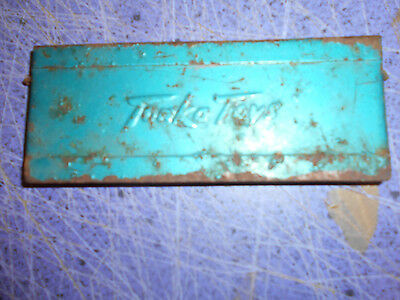 tonka ford dumper truck tailgate 1960 for parts