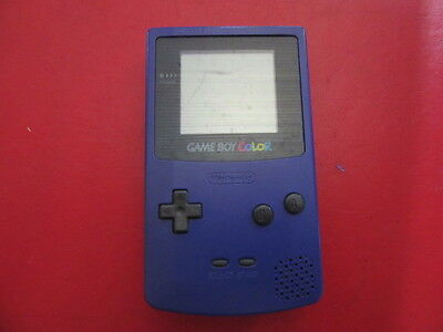 Game Boy Color (Purple) Console JP GAME.
