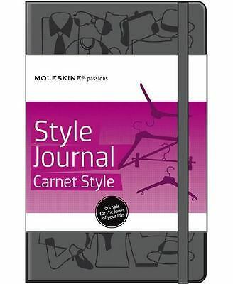 MLSK - Carnet Moleskine Passion Style Grand format 13 x 21 cm Couverture NEUF