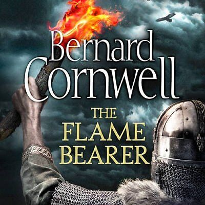 The Flame Bearer by Bernard Cornwell 9780008196899 (CD-Audio, 2016)