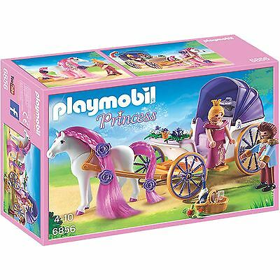 Playmobil Royal Couple with Carriage PMB6856 - NKT