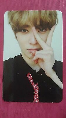 NCT #127 JAEHYUN Official PHOTOCARD 3rd Album CHERRY BOMB Photo Card 재현
