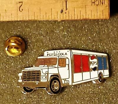 Vintage Large Pepsi Cola Delivery Truck Pin Stk#B1