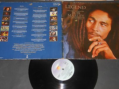Vinyl LP BOB MARLEY Legend The Best Of
