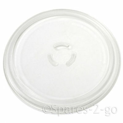 WHIRLPOOL Genuine 280mm Microwave Turntable Glass Dish Plate 28cm 481246678407