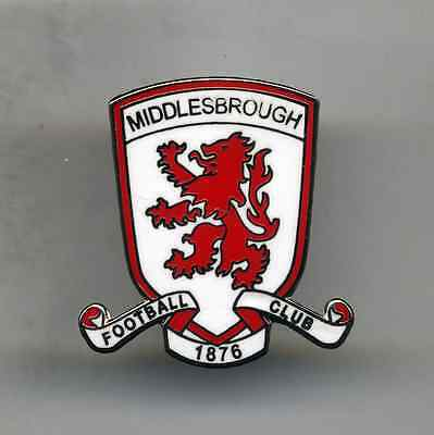 Middlesbrough  Fc   Football Pin Badge