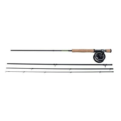Shakespeare Fliegenfischer Set Sigma Fly Combo 8FT 4WT 4PC