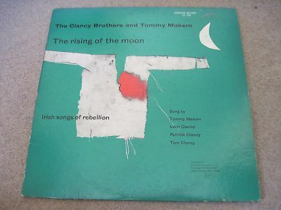 THE CLANCY BROTHERS & TOMMY MAKEM The Rising Of The Moon USA superb EX