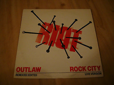 "Riot-Outlaw  Remixed/edited (Electra12"")"
