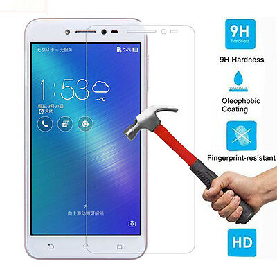 9H+ Premium Tempered Glass Screen Protector Film For Asus Zenfone Live ZB501KL