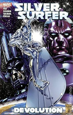 Silver Surfer Devolution TPB (2011 Marvel) #1-1ST VF