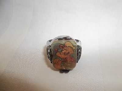 Popeye 1960 S Flasher Ring Cereal Nice