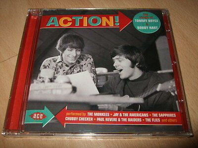 Action!  The Songs Of Tommy Boyce & Bobby Hart -  CD Album (2012) New & Sealed