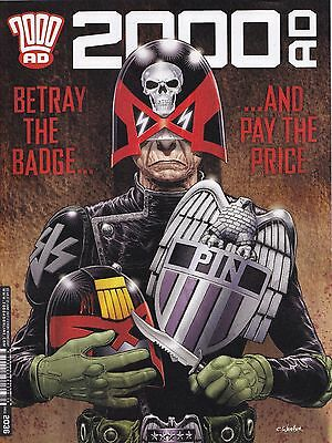 2000AD Prog #2036 - 12 April 2017 - NEW