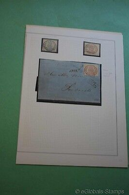FINLAND 1+2 Signed 2 On Cover Fine Quality Stamp Collection Roulettes