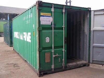 FOR SALE 20ft SHIPPING CONTAINER ***SECURE, DRY STORAGE***