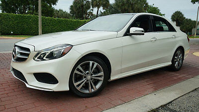 2014 Mercedes-Benz E-Class E250 BTC DIESEL PANO NAV LED KEYLESS GO BLIND SPOT 1- OWNER EVERY OPTION $65,775 MSRP ONE OF A KIND VERY UNIQUE ALMOST EVERY OPTION