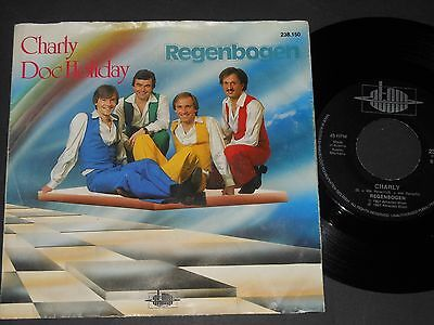 "Vinyl Single 7"" REGENBOGEN Charly"