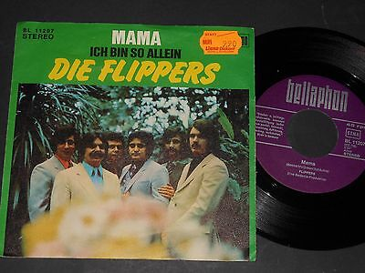 "Vinyl Single 7"" DIE FLIPPERS Mama"