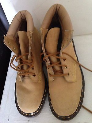 Fabulous Mens Clarks Originals Brown Leather Chelsea Style Ankle Boots 7