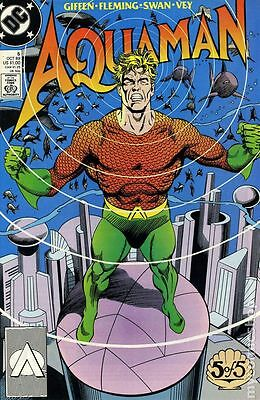 Aquaman (1989 2nd Limited Series) #5 FN