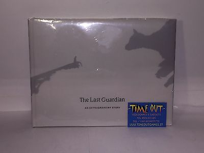 The Last Guardian An Extraordinary Story Future Press Hardcover - NO GAME